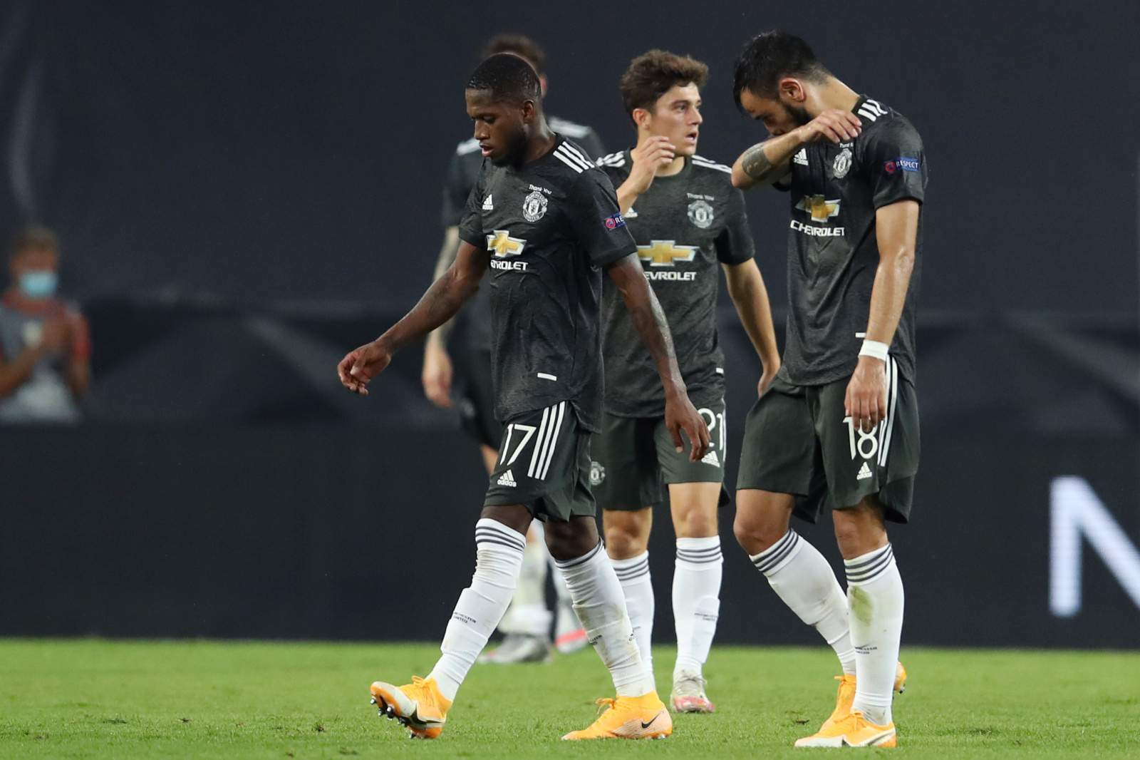 «Манчестер Юнайтед» в третьем матче кряду сыграл всухую