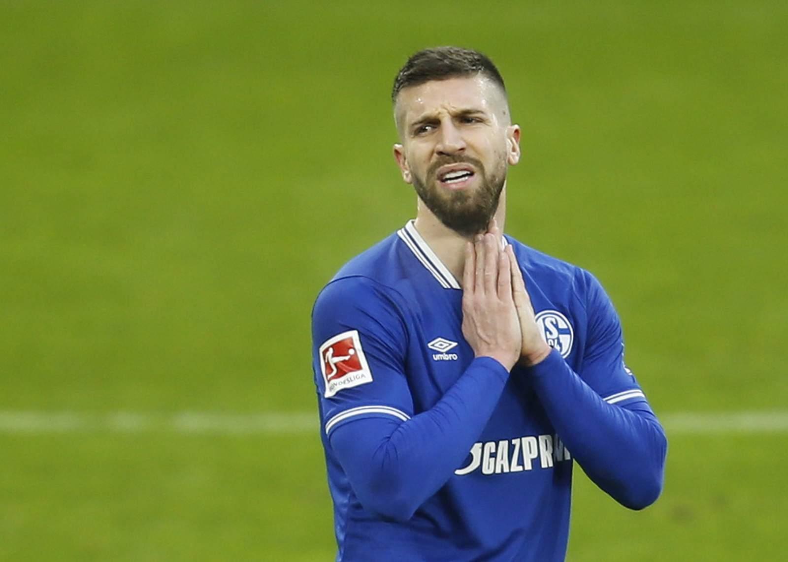 Защитник «Шальке» перейдет в «Фиорентину»