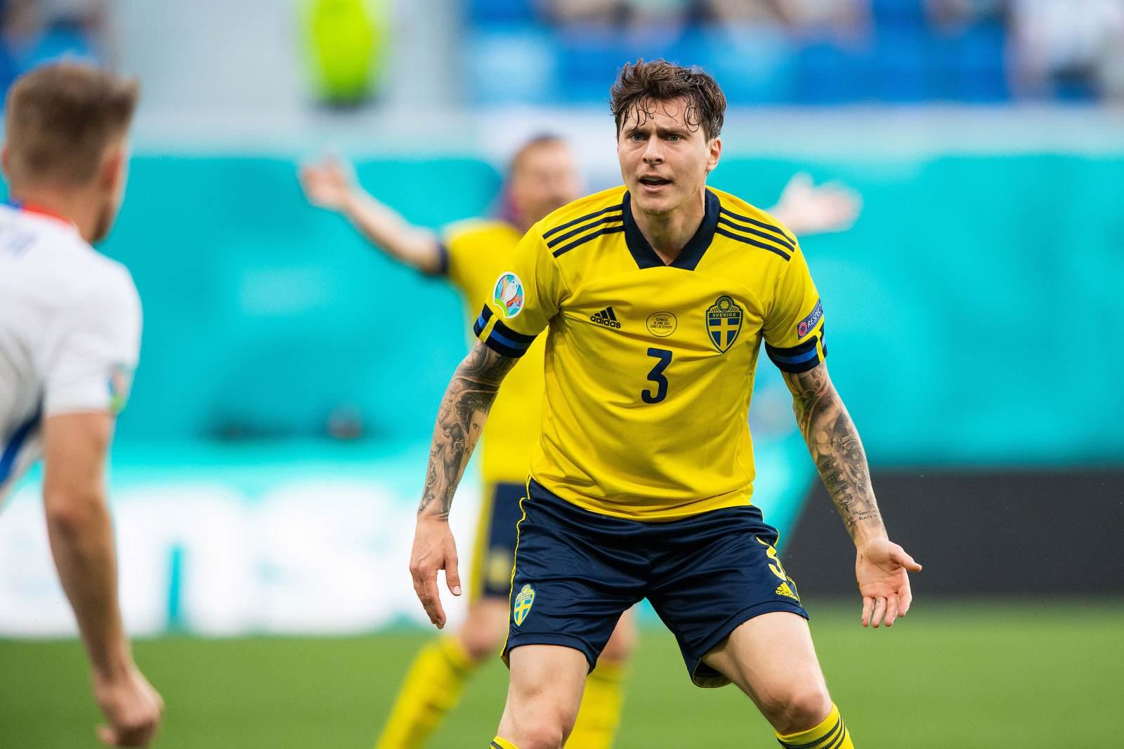 Защитник «МЮ» Линделоф стал капитаном сборной Швеции