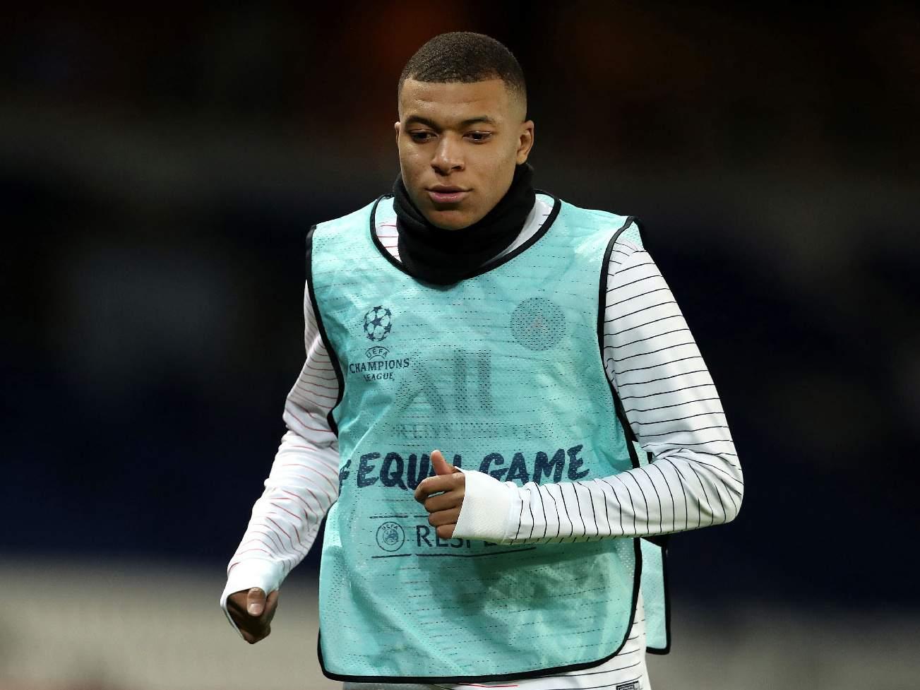 Назван самый быстрый футболист Лиги чемпионов в сезоне-2019/2020