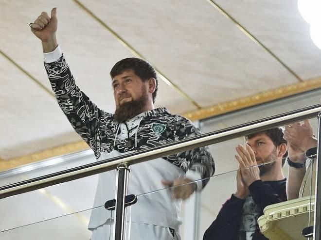 """Кадыров: """"Ахмат"""" в матче с """"Краснодаром"""" был непоколебим"""""""