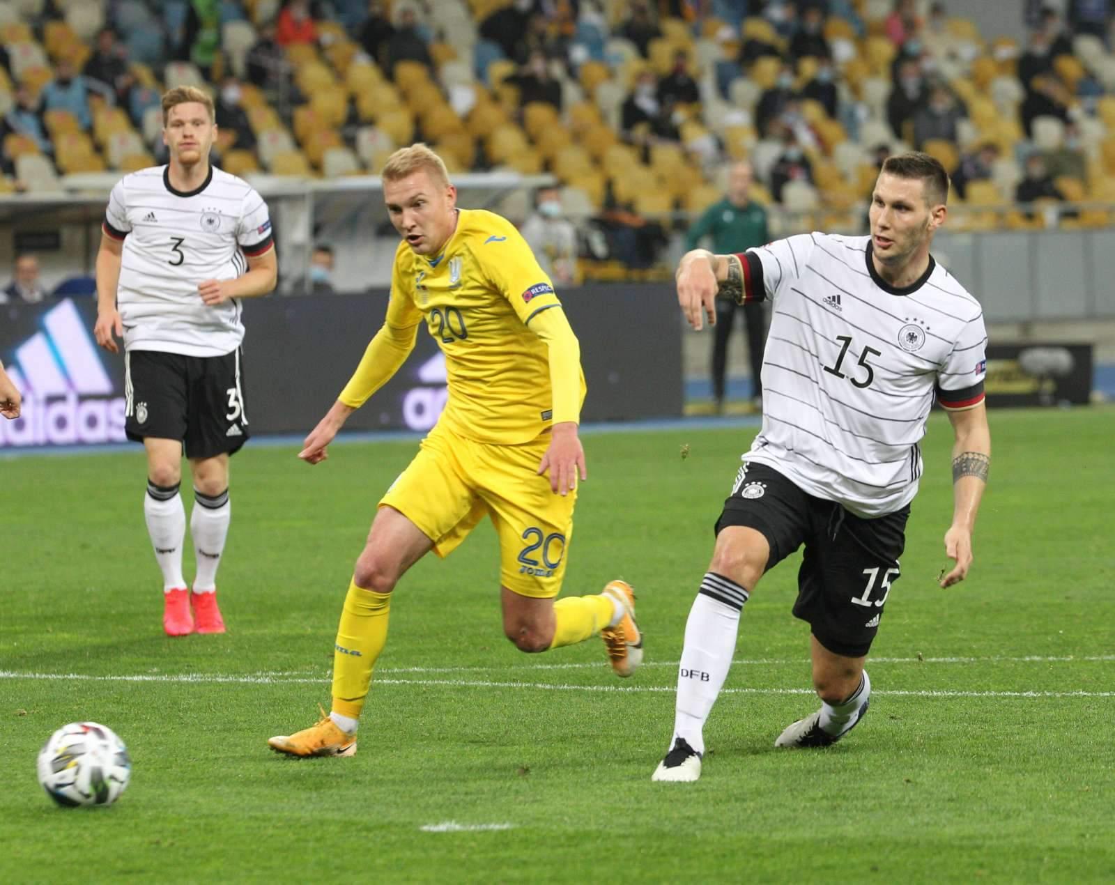 Коваленко и Коноплянка не помогут сборной Украины на Евро-2020