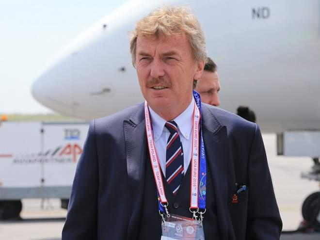 Президент федерации футбола Польши негативно высказался в сторону сборной Англии