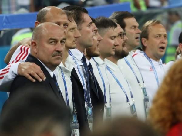 Черчесов - рекордсмен сборной России по проигранным матчам