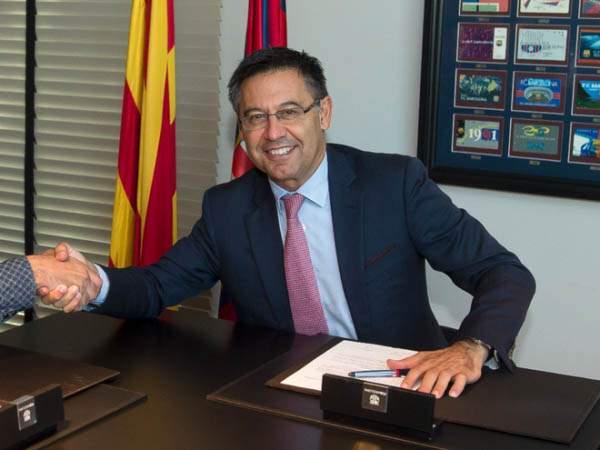 """Бартомеу: """"Хочу подготовить """"Барселону"""" к уходу Месси"""""""