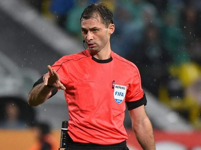 Еськов, работавший на скандальном матче «Спартак» - «Сочи», завершил карьеру арбитра