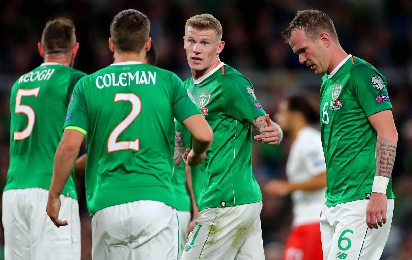 Ирландия – Азербайджан: прогноз на матч отборочного цикла чемпионата мира-2022 - 4 сентября 2021