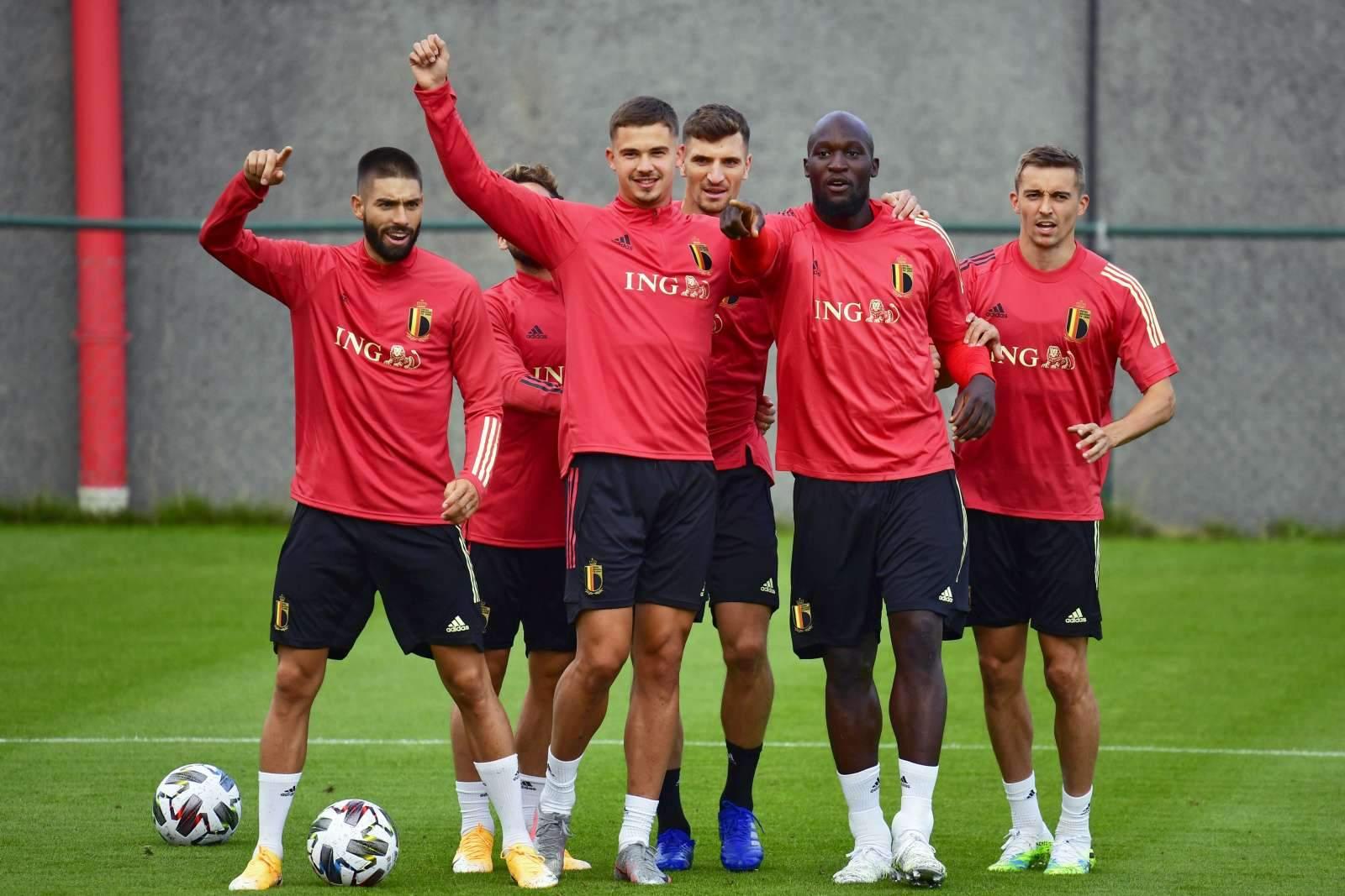 Бельгия - Греция - 1:1 (закончен)