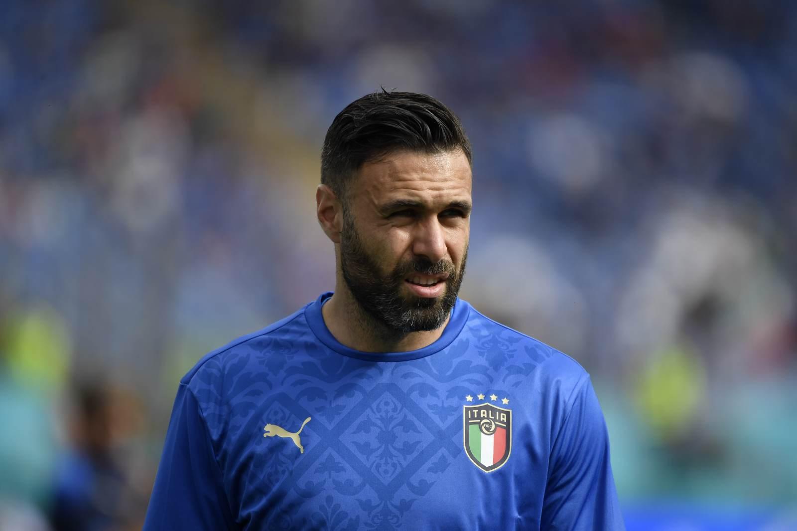 Итальянские футболисты рассказали о важной роли Сиригу на Евро-2020 – он сыграл 1 минуту