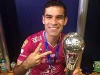 Маркес - лучший игрок матча сборных Мексики и Уругвая