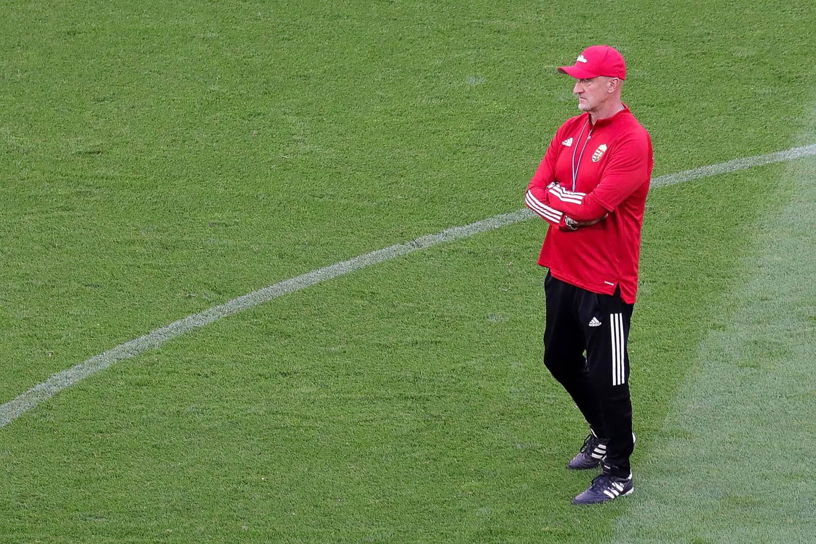 Тренер сборной Венгрии пошутил над Роналду, Мбаппе и Нойером