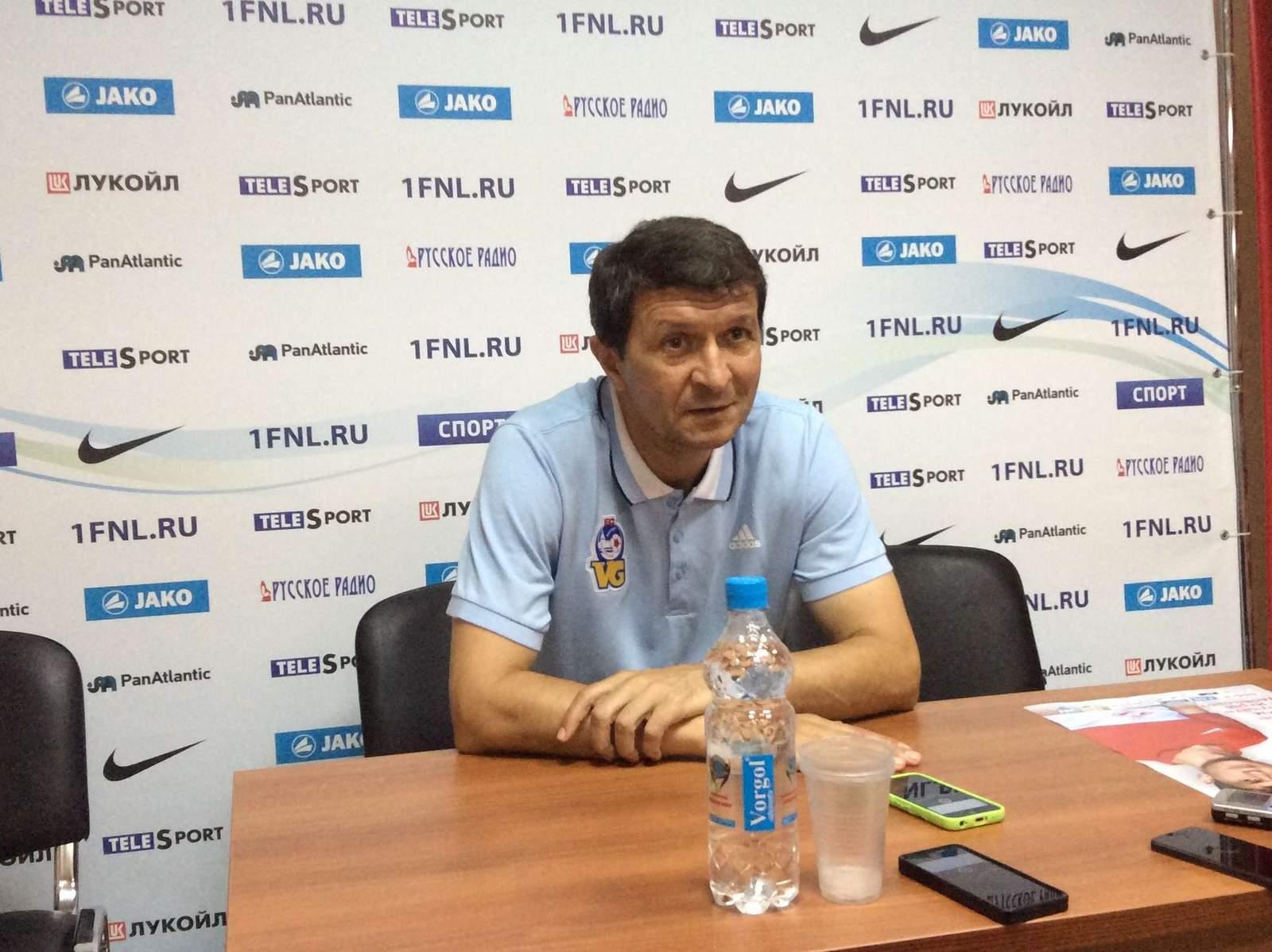 Юрий Газзаев назвал свою зарплату в «Енисее»