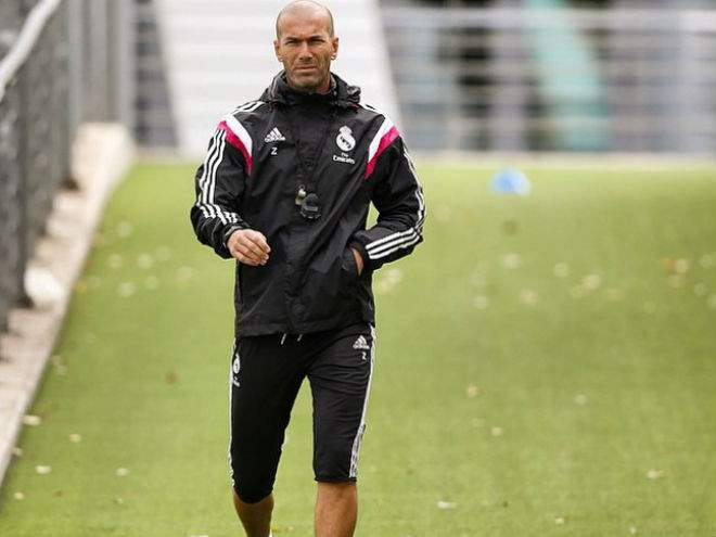 Зидан назвал заявку «Реала» на матч с «Барселоной»