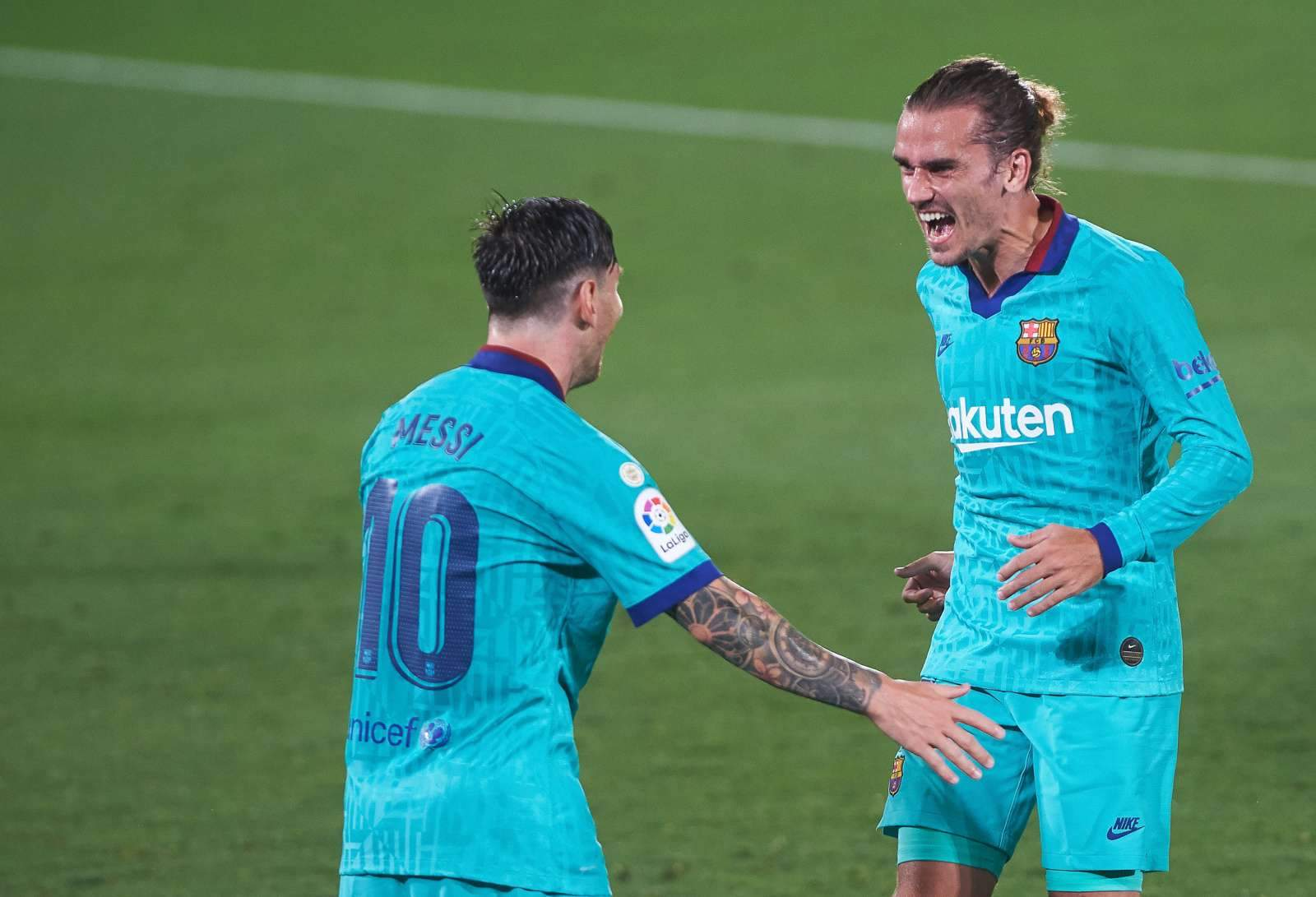 Гризманн: «Барселона» может добиться невероятных результатов»