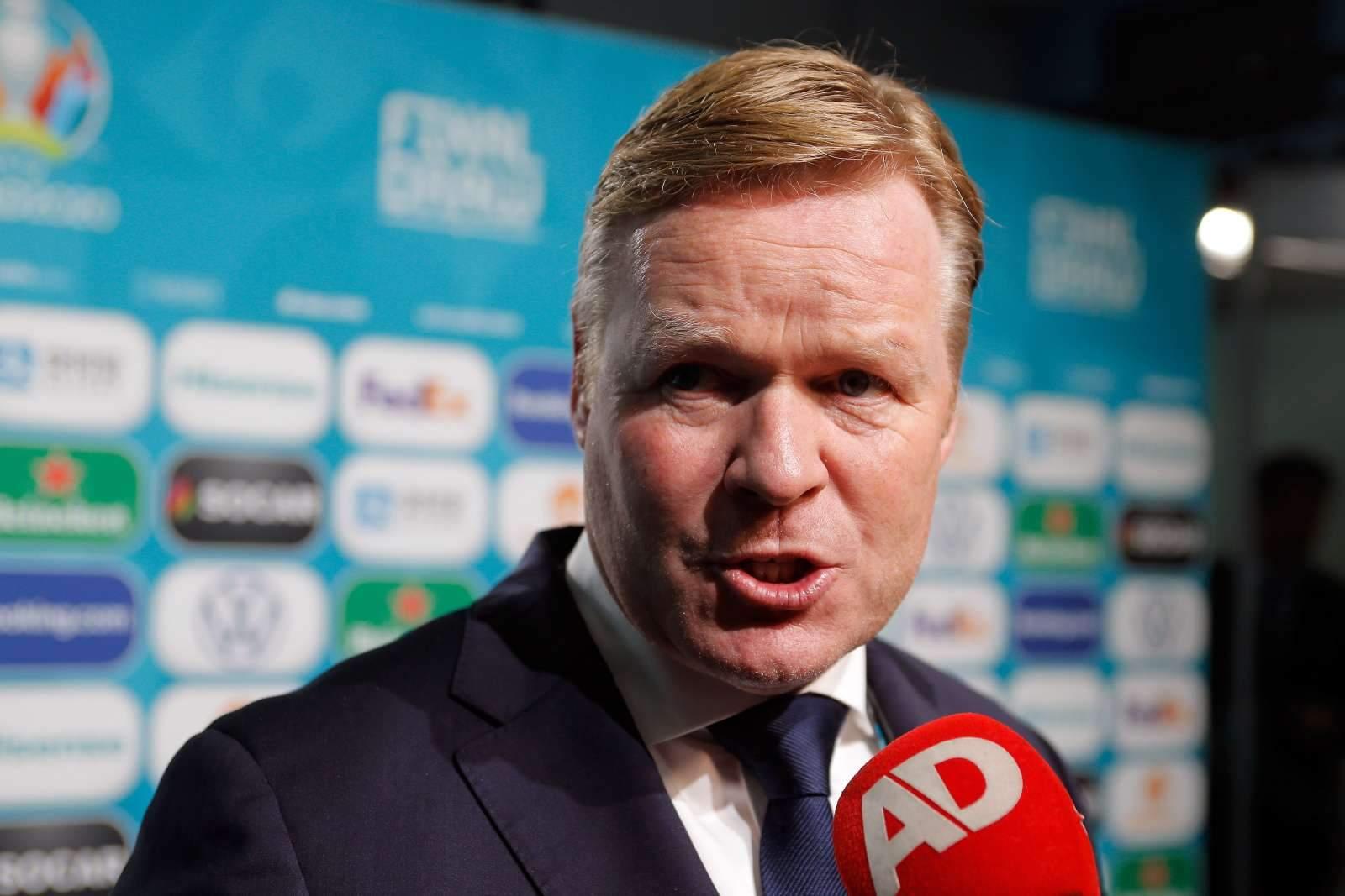 Куман: «В игре с «Динамо» все увидели очень голодную «Барселону»