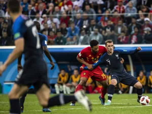 Футболист Гризманн пока неосознал, что сборная Франции стала чемпионом мира