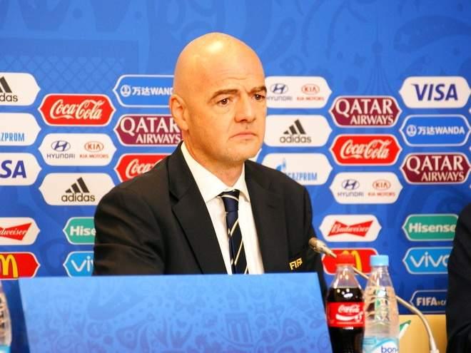 Инфантино убеждён, что чемпионат мира нужно проводить чаще