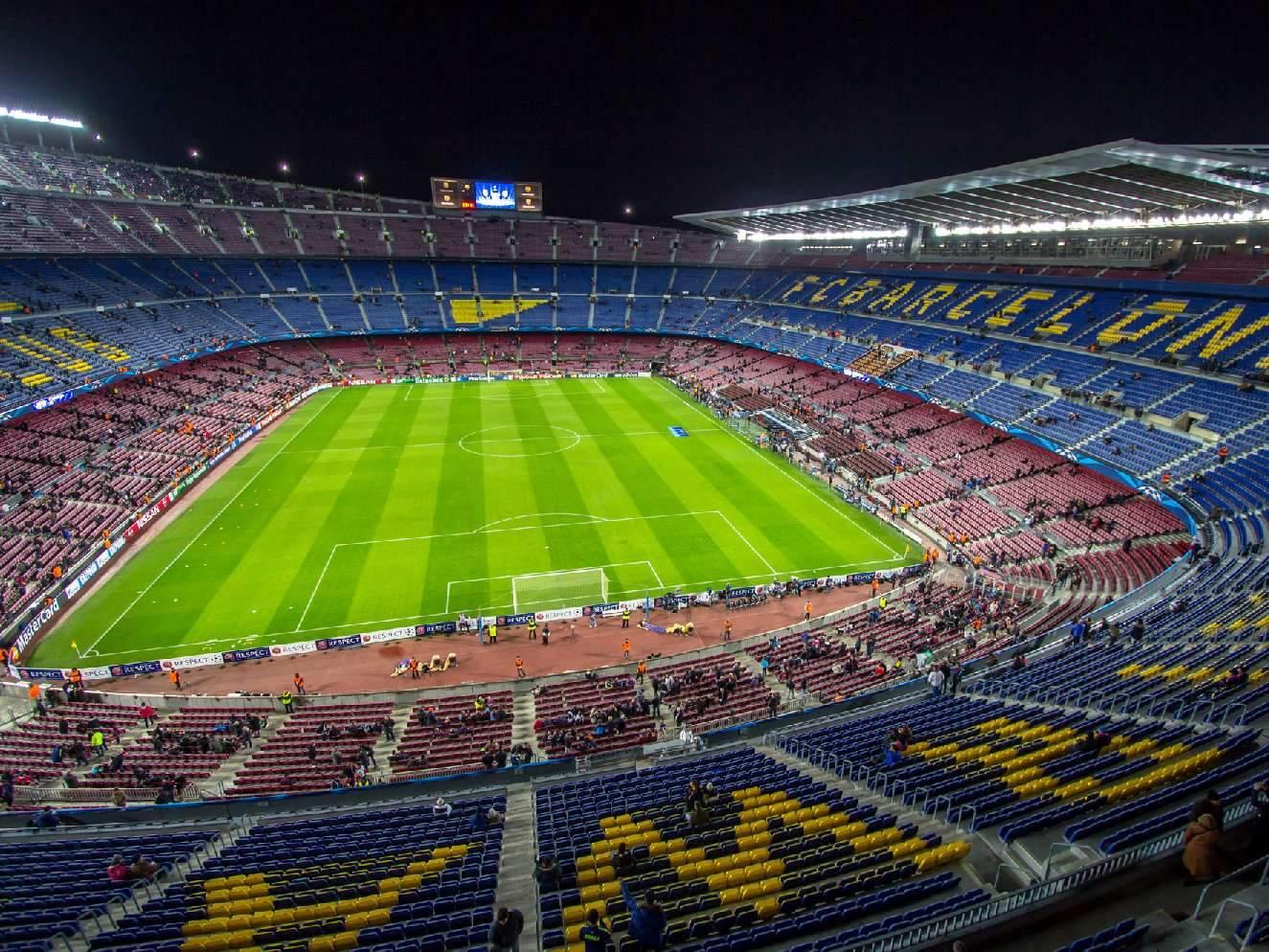 Барселона - Ференцварош: где смотреть матч