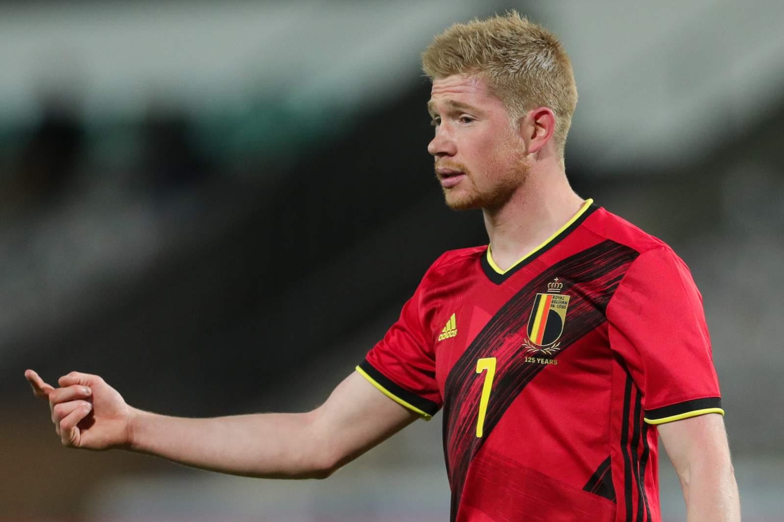 Де Брёйне рад, что Лукаку разрешили приехать в сборную Бельгии