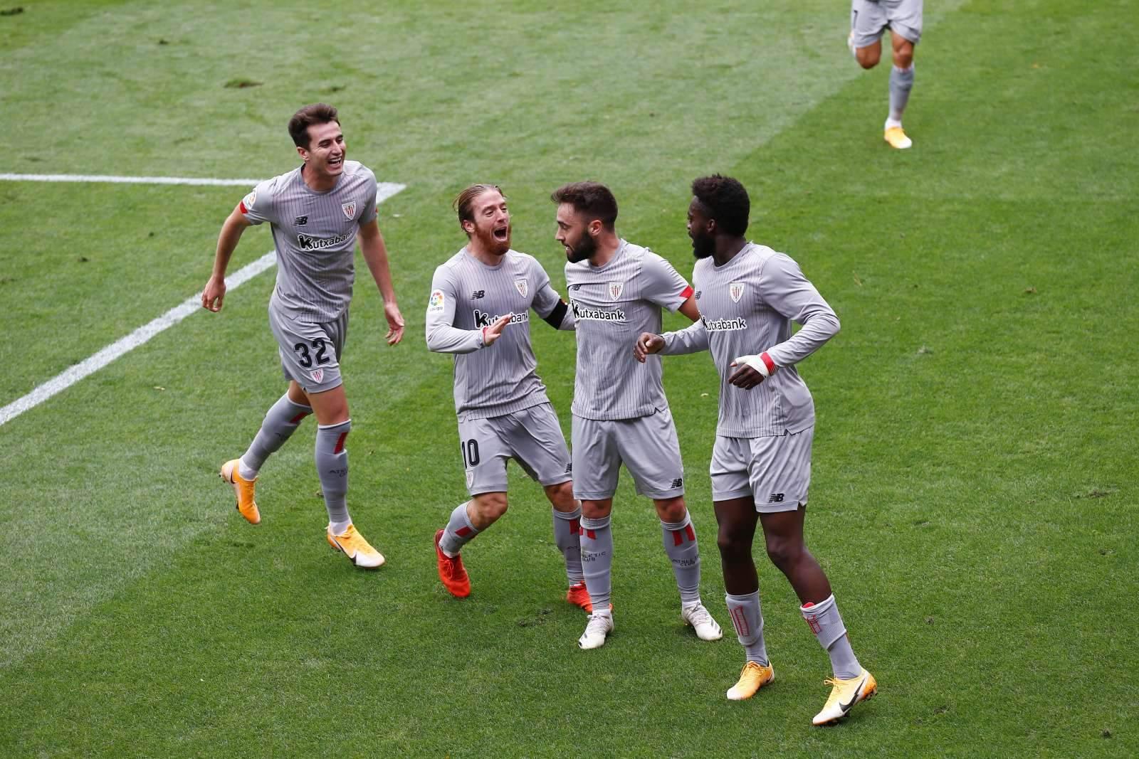 «Атлетик» на последней минуте выбил «Ибицу» из Кубка Испании
