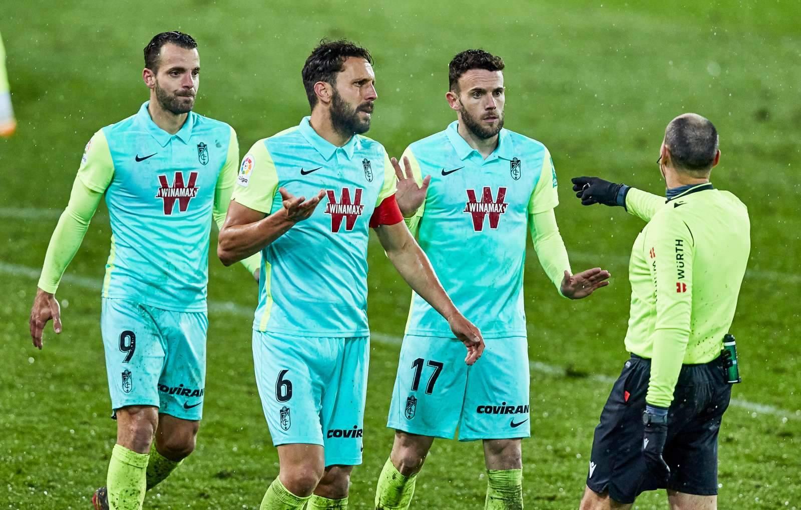 «Гранада» вырвала победу в матче с «Эльче»