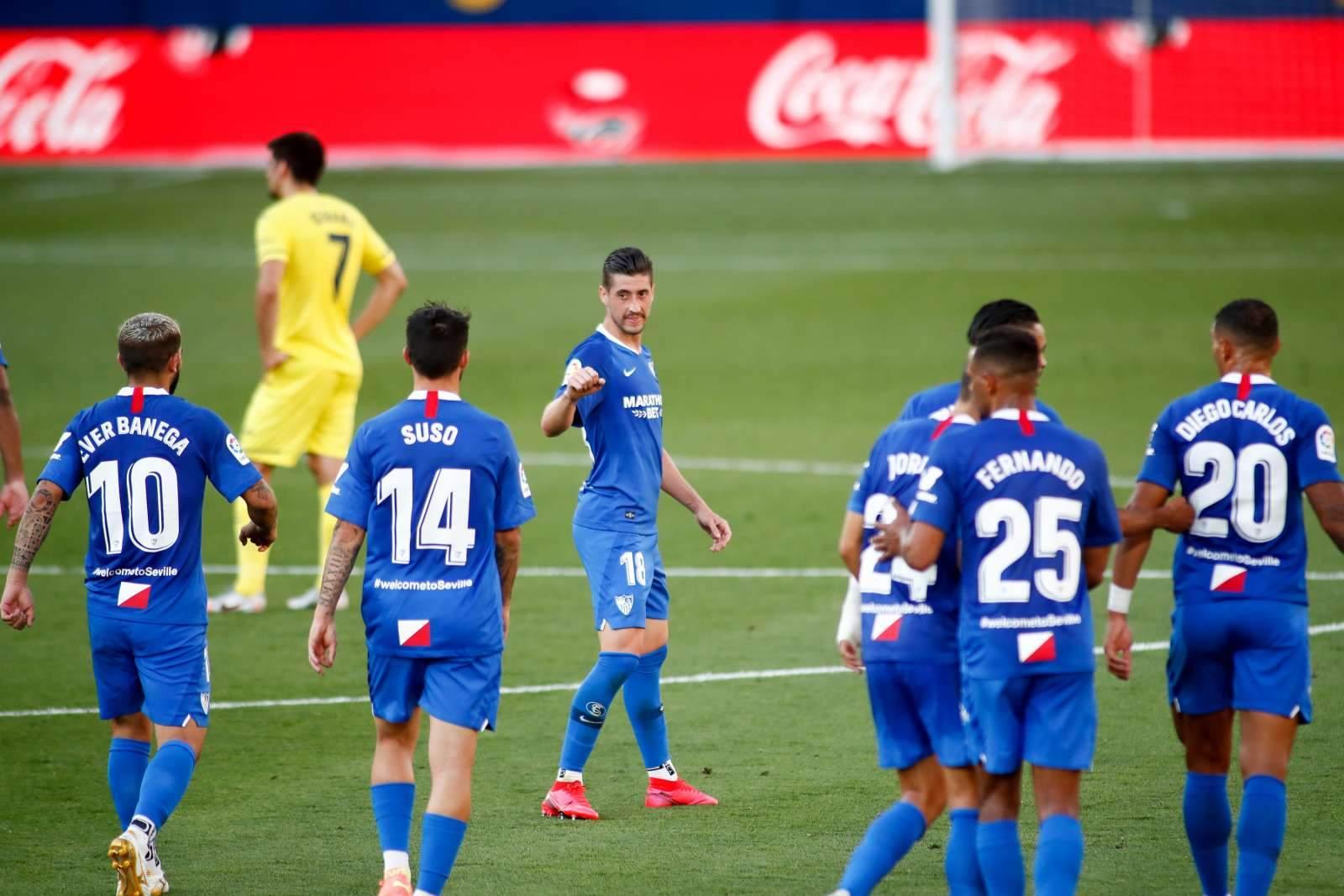 После двух неудач с «Барселоной» «Севилья» проиграла аутсайдеру
