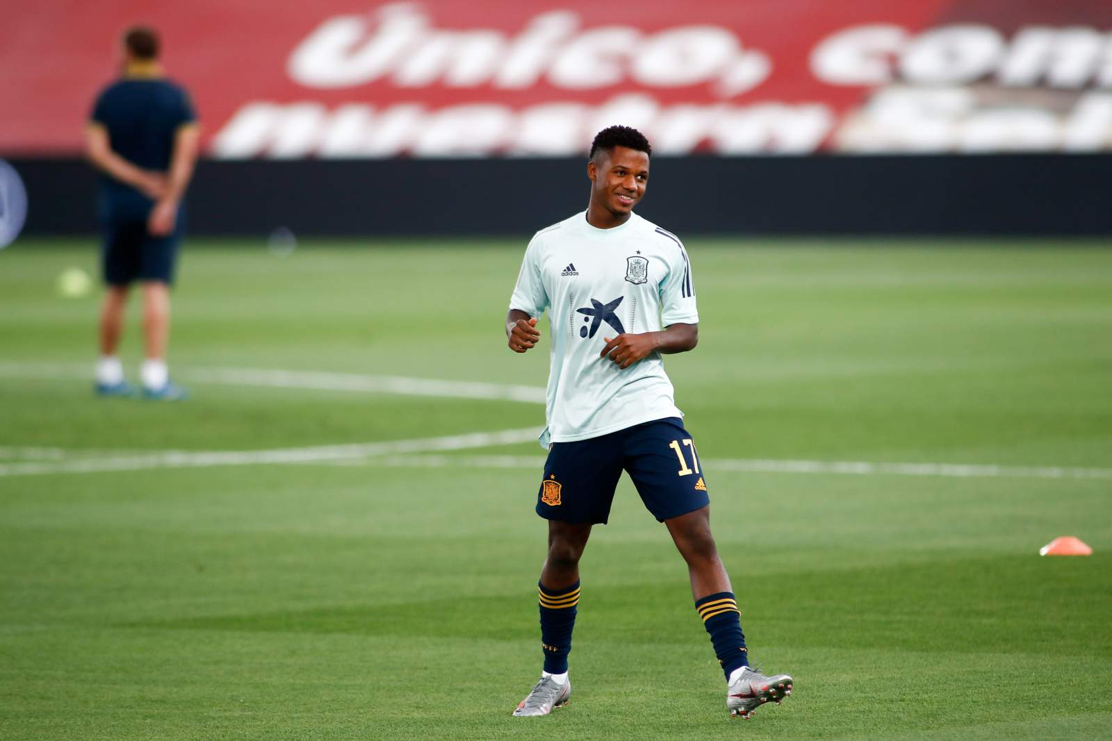 «Ювентус» и «Манчестер Юнайтед» интересуются Фати
