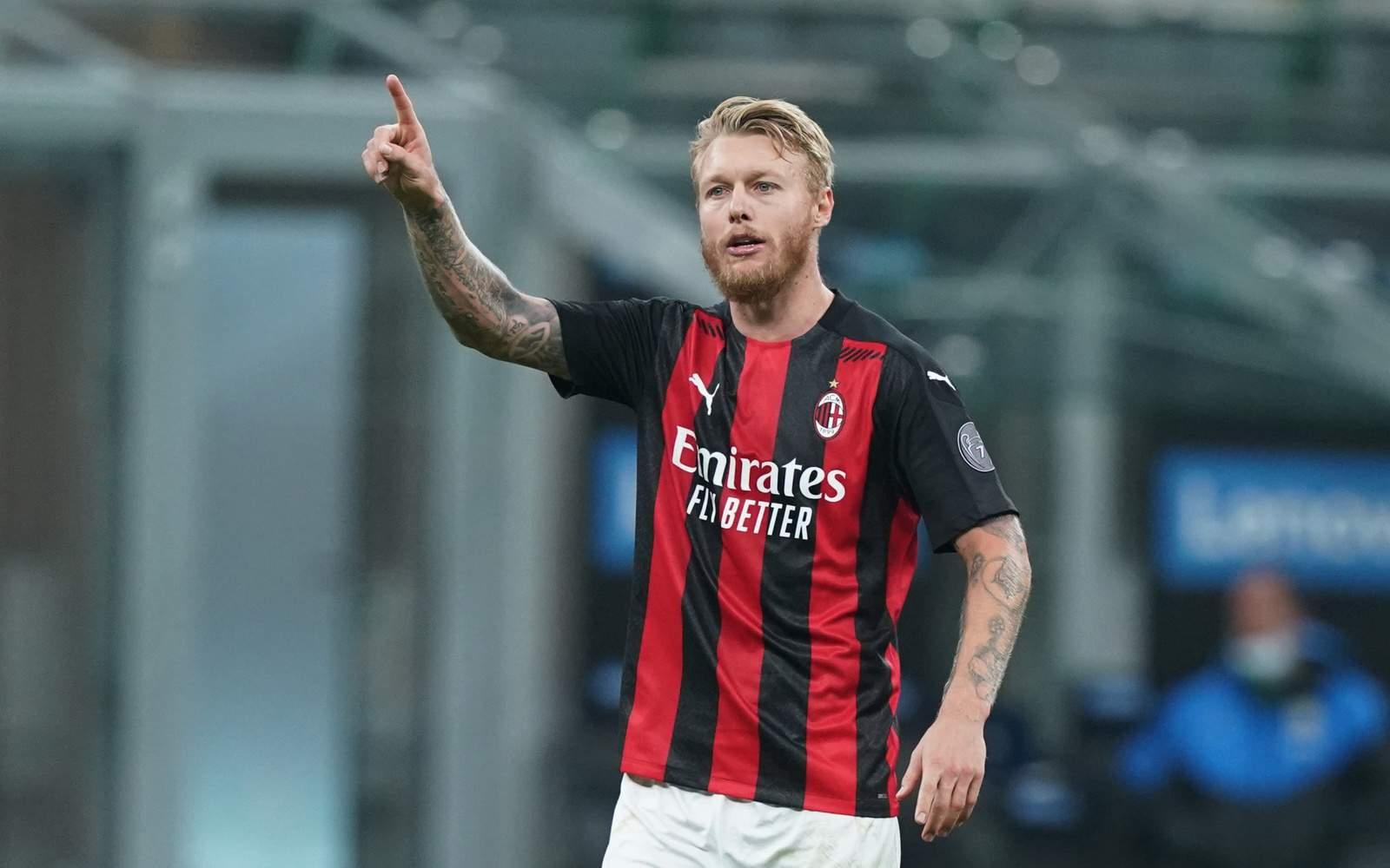 Кьяер: «В «Милане» каждый чувствует присутствие Ибрагимовича»