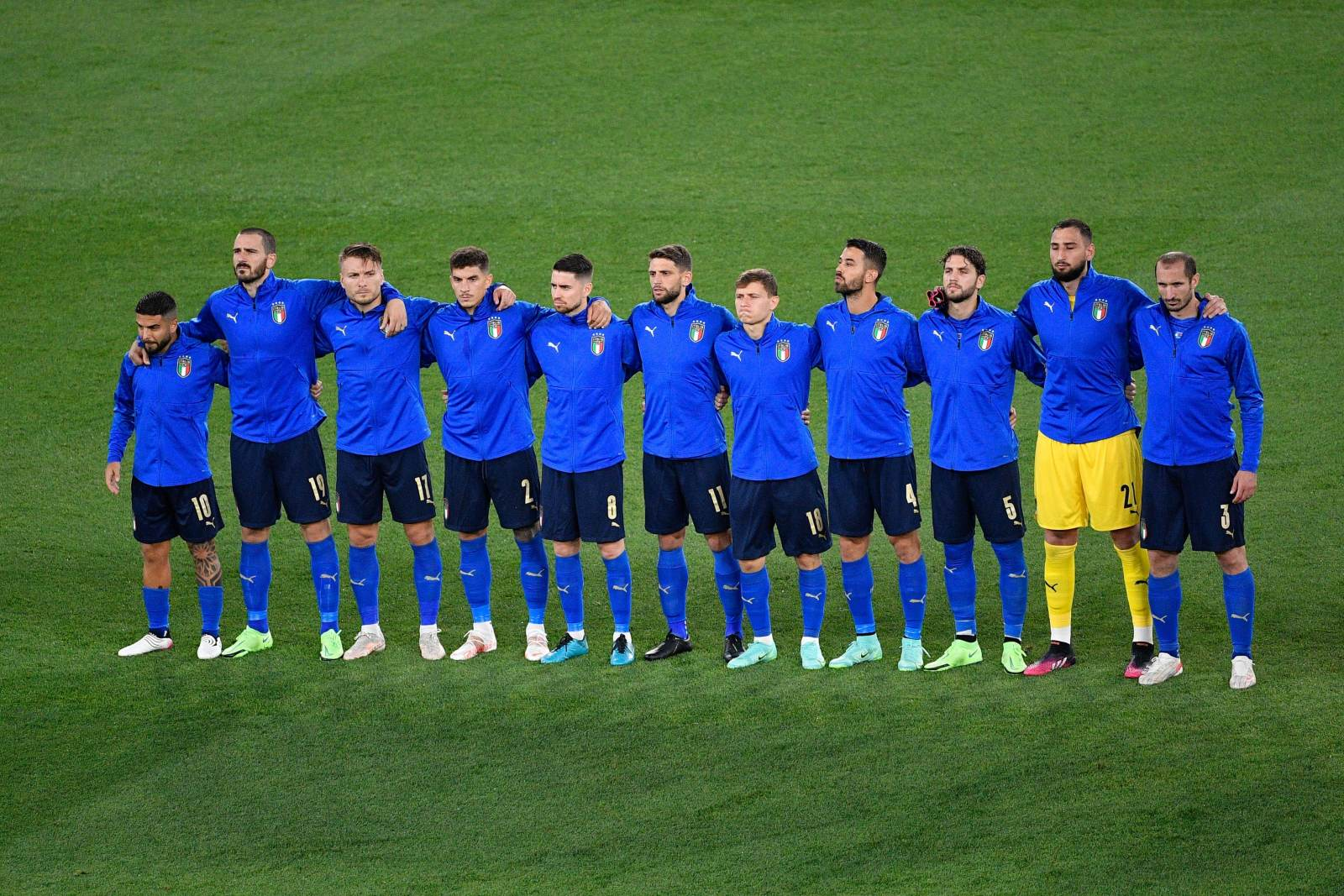 Матч Италия – Австрия перетёк в экстра-тайм