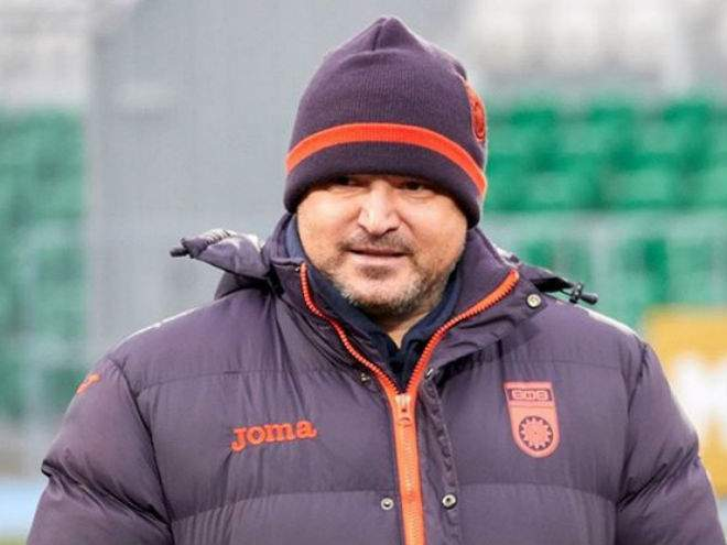 Евсеев отметил год с момента назначения на пост главного тренера «Уфы»