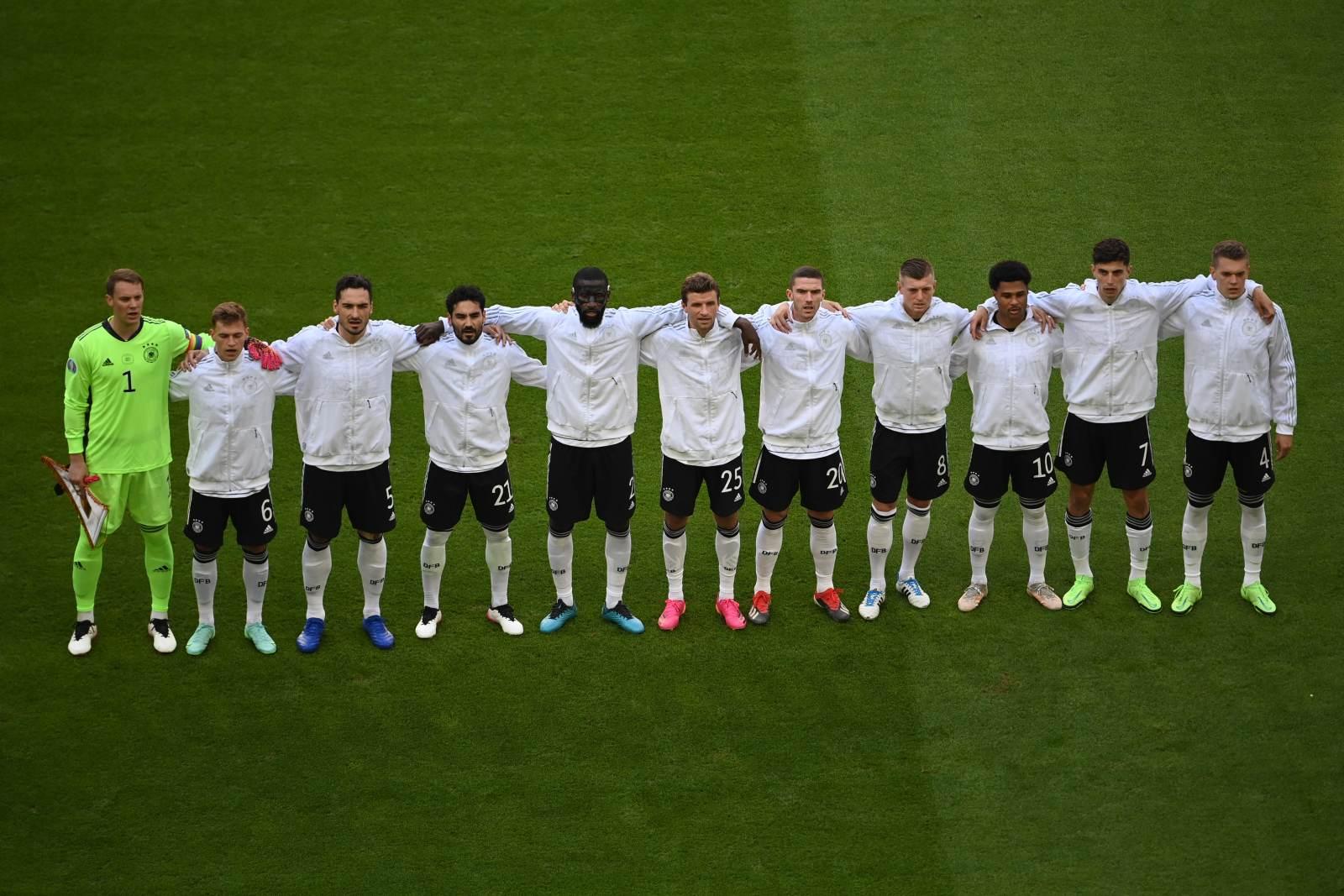 Германия - Венгрия - 2:2 (закончен)