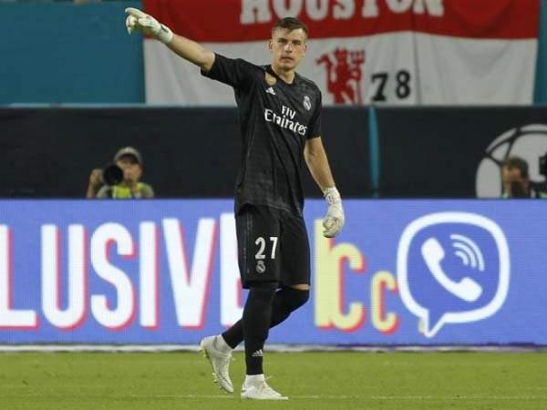 Лунин: «Если бы знал, что Навас уйдёт, мог бы остаться в «Реале»