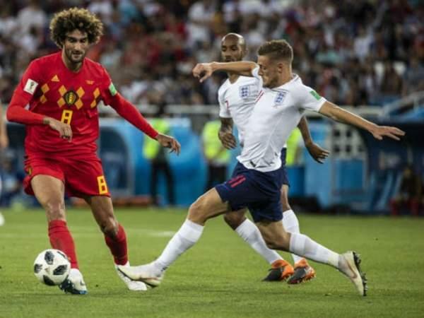 Феллайни объявил об уходе из сборной Бельгии