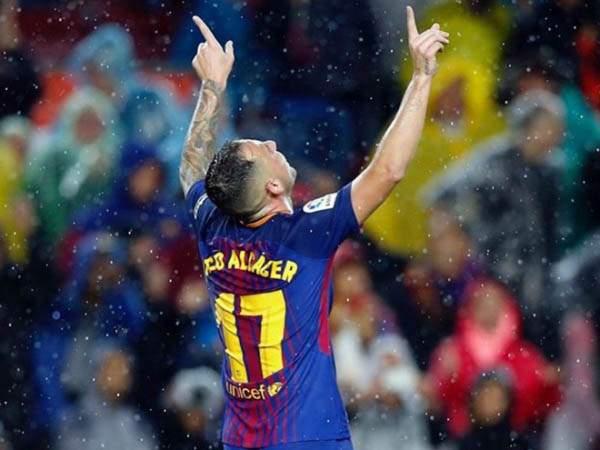 Алькасер: «В Барселоне» некоторые очень плохо ко мне относились»