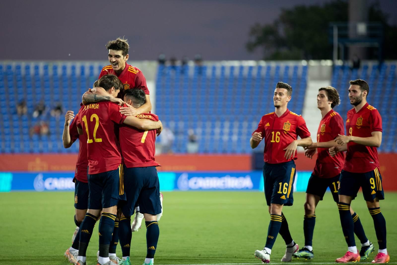 Сборная Испании, проиграв Евро, отправляется за победой на Олимпиаде