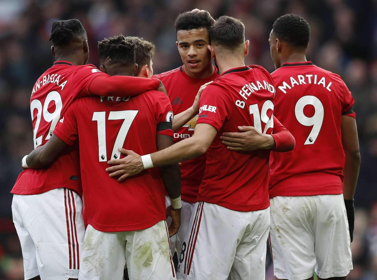 «Манчестер Юнайтед» - «Вест Бромвич» - 1:0 (завершён)