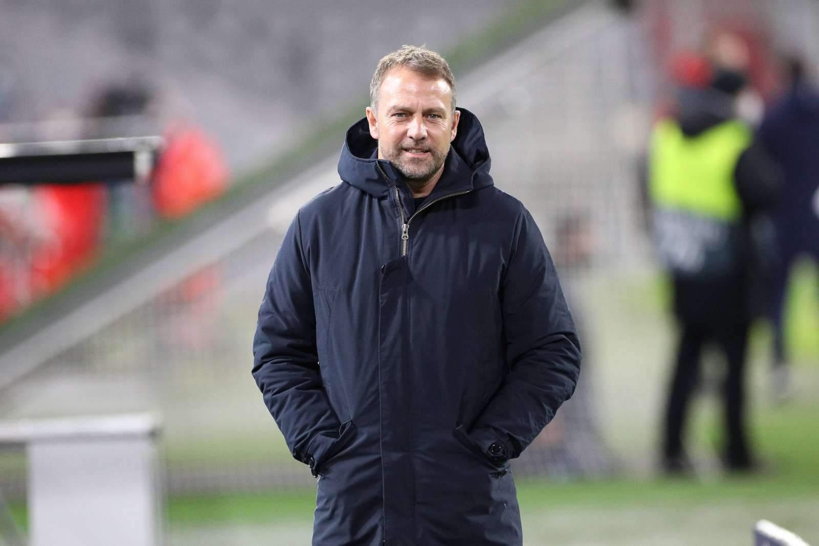 «Бавария» выступила с заявлением после слов Флика о желании уйти