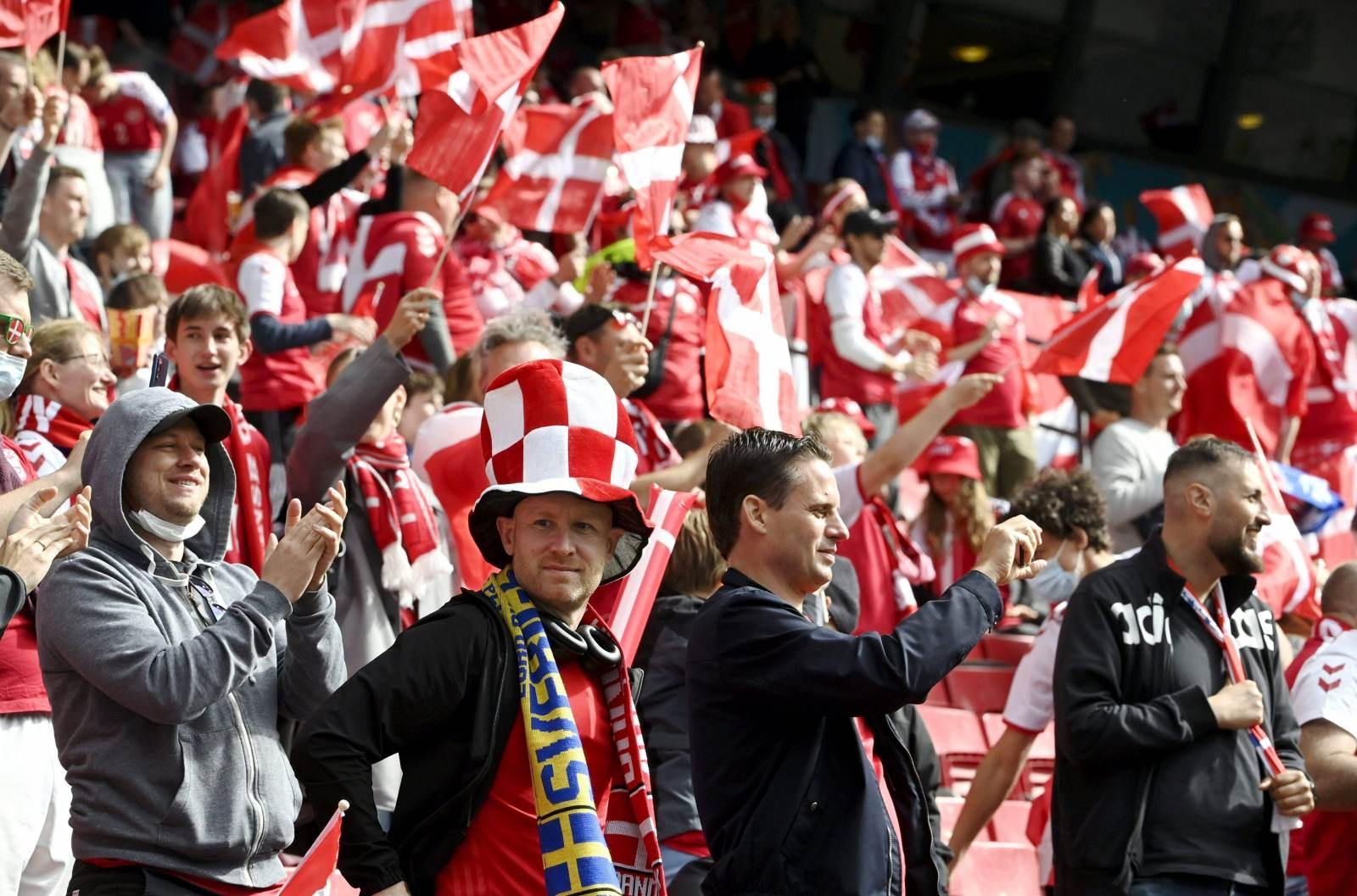 Лумб: «Ещё никогда Дания и сборная не были столь едины»
