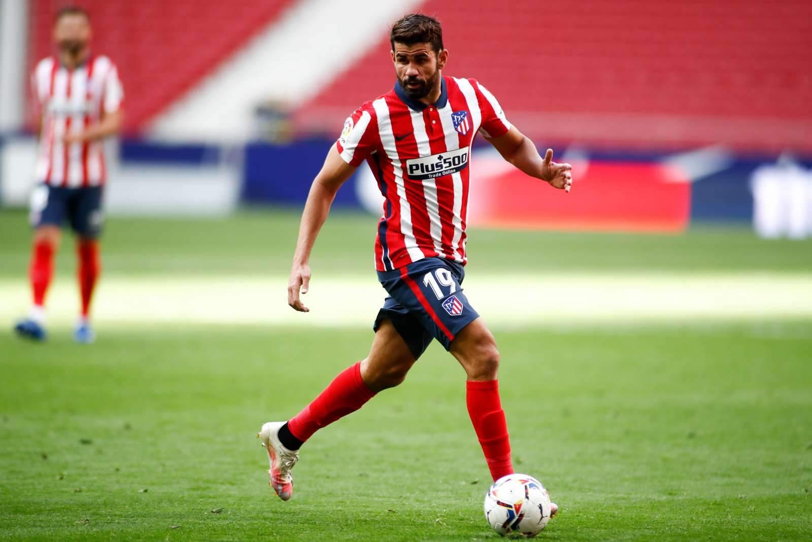 Диего Коста может продолжить карьеру в Саудовской Аравии