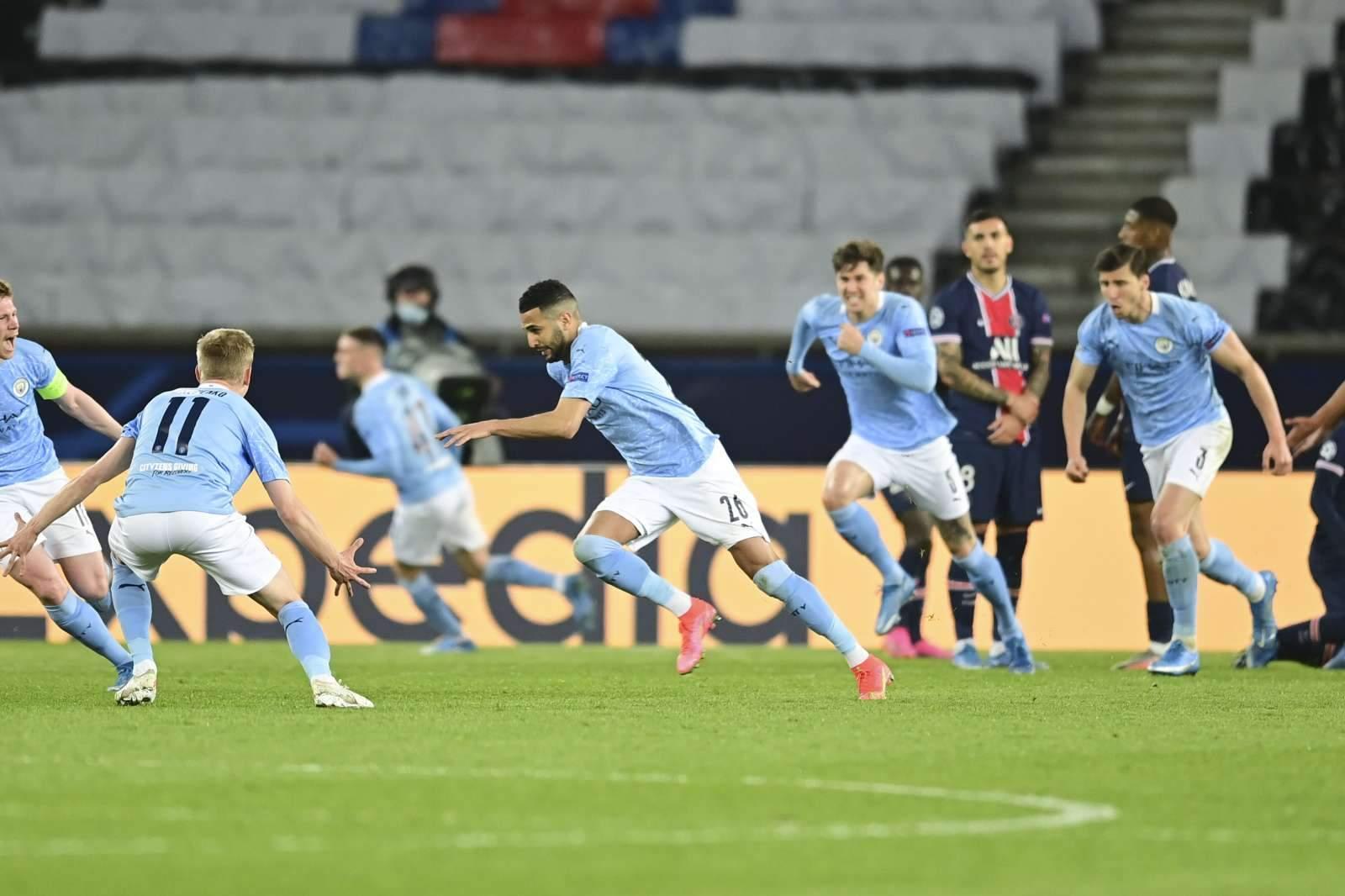 Карсон – о дебюте за «Манчестер Сити»: «Я наслаждался каждой минутой на поле»