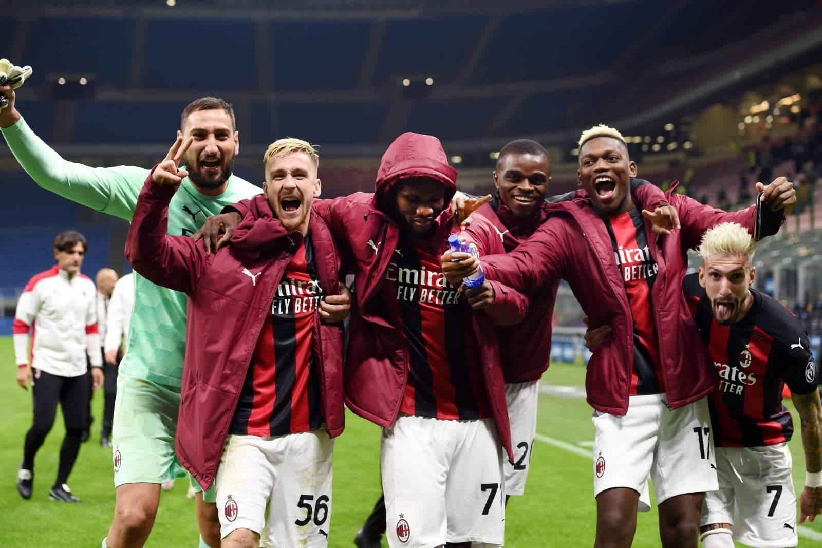«Црвена Звезда» - «Милан» - 2:2 (закончен)