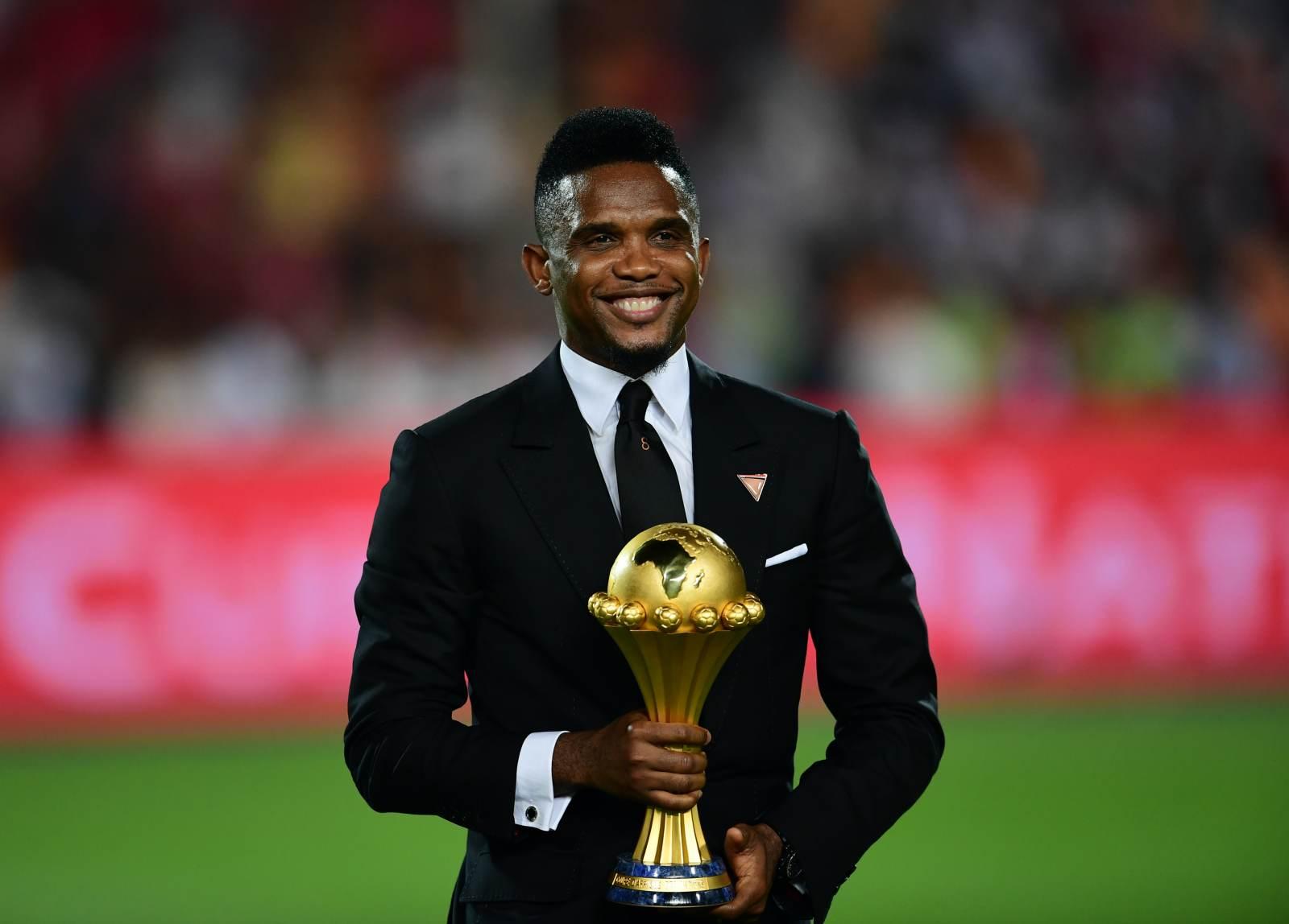 Это'О претендует на пост главы Федерации футбола Камеруна