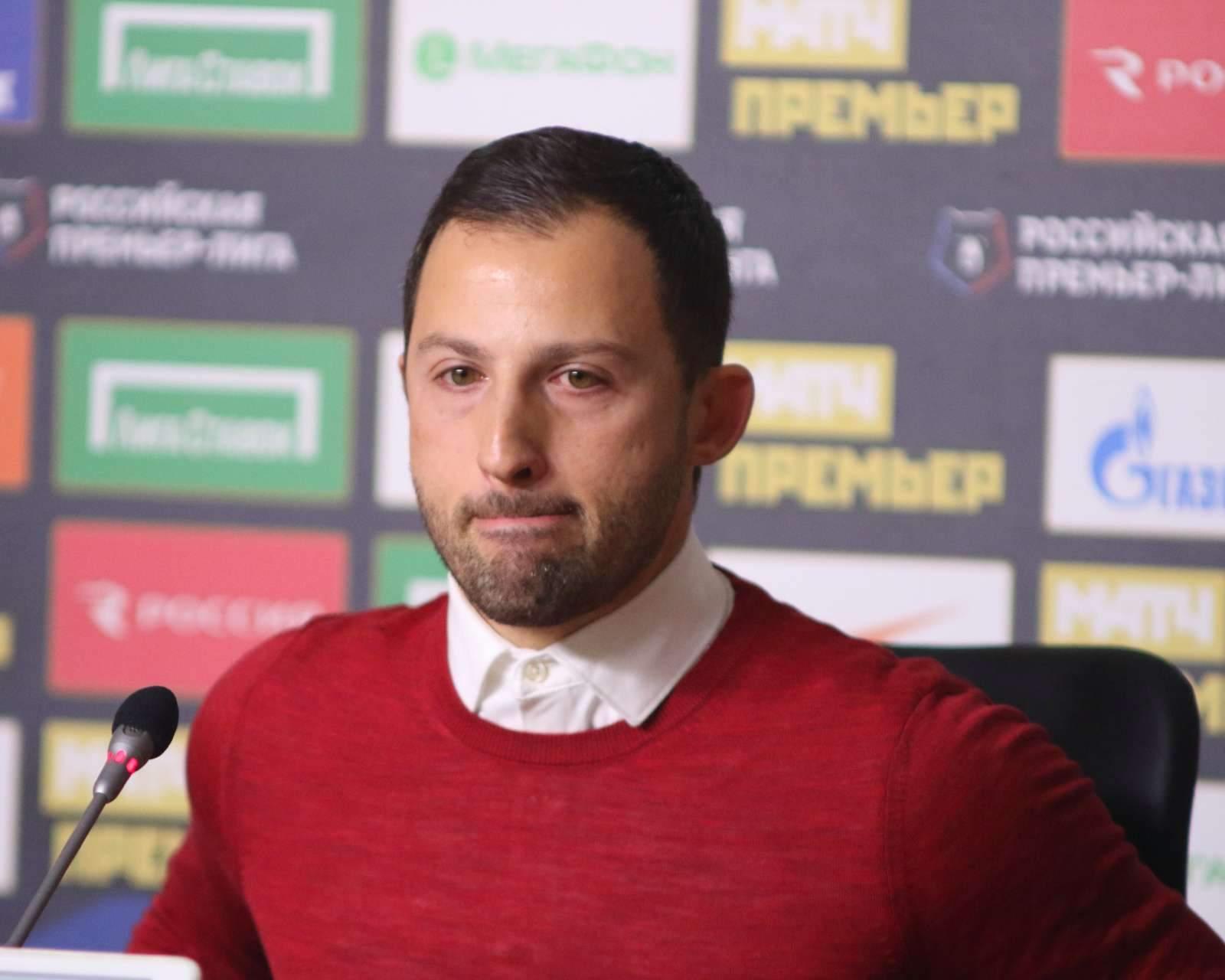 Бородюк отреагировал на решение Тедеско покинуть «Спартак»
