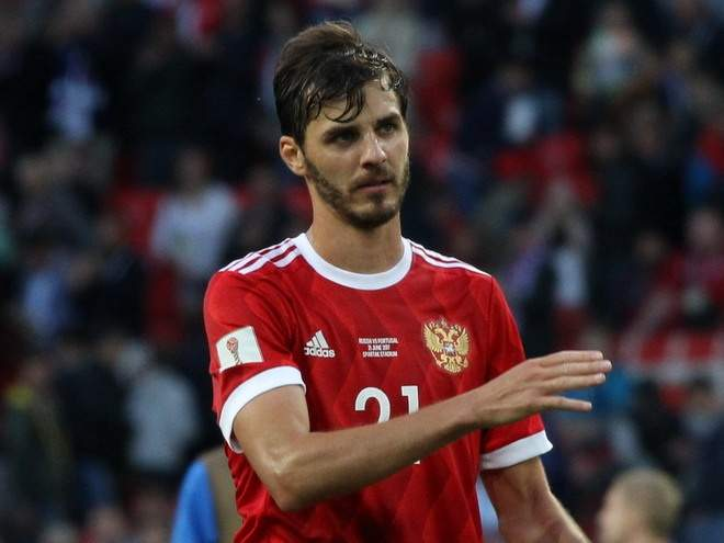 Ерохин: «Мы не нашли свои шансы впереди, мало цеплялись за мяч»