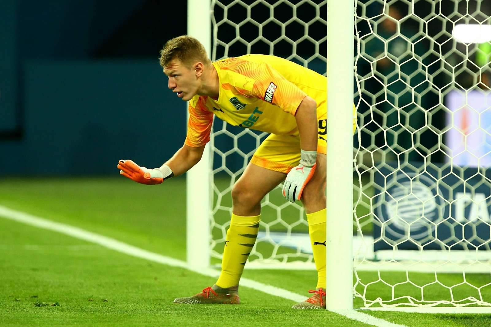 Четыре игрока «Краснодара», которые добыли России первую победу в еврокубках этого сезона