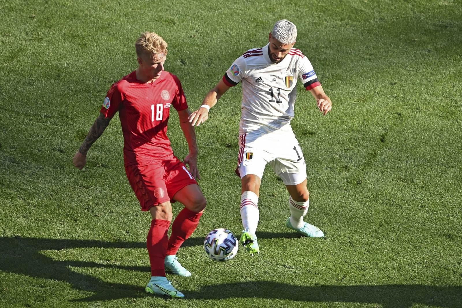 Васс: «Я должен успеть восстановиться к матчу с Чехией»