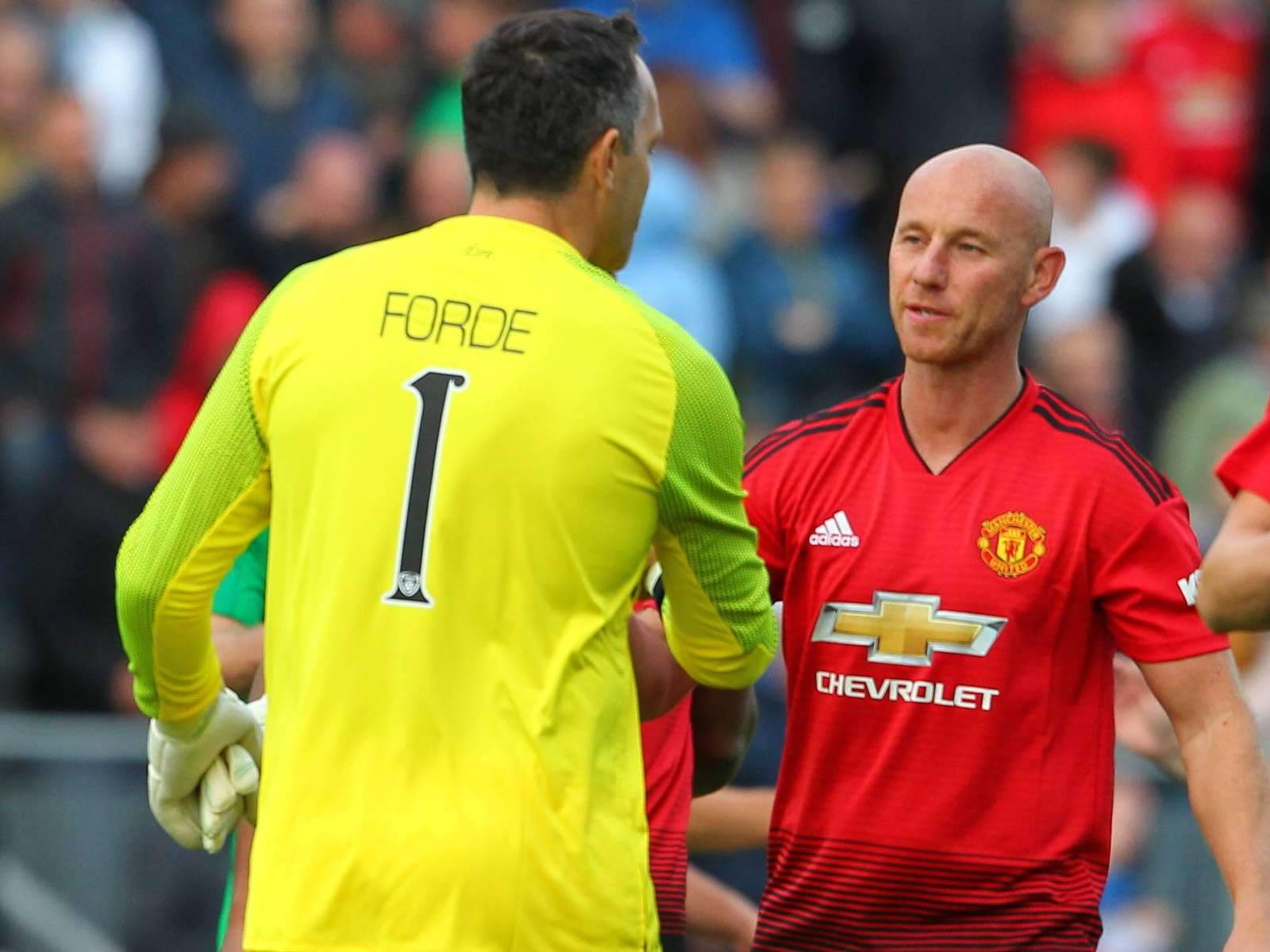 Батт уходит из «Манчестер Юнайтед» после девяти лет работы в клубе