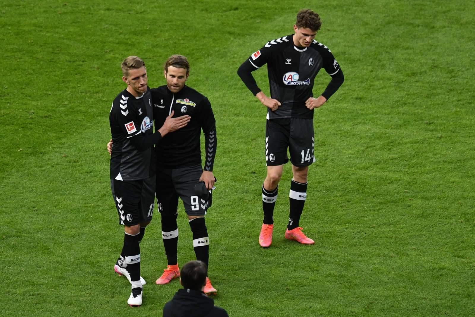 Как «Боруссия» из Дортмунда пропускала от «Фрайбурга» - видео