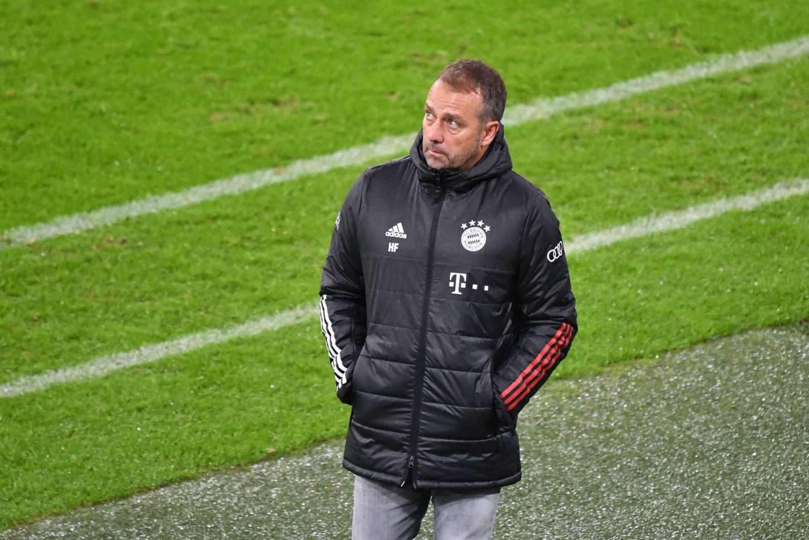 Флик шокирован вылетом «Баварии» из Кубка Германии