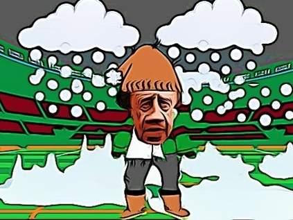 Карикатура дня: 4 главные проблемы российского футбола